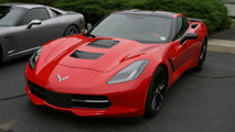 2014 Chevrolet Corvette by Callaway rated at 627 bhp and 610 lb-ft