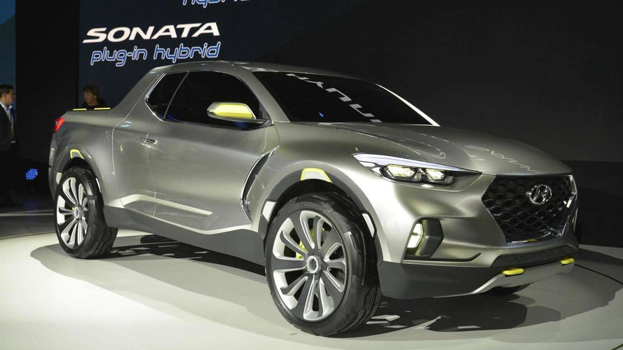 Hyundai Santa Cruz to be based on the Tucson