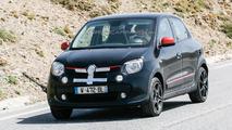 More powerful Renault Twingo spy photo