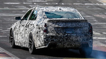 2016 Cadillac CTS-V spy photo