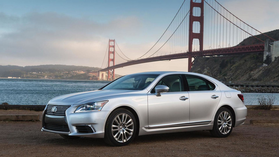 Next-gen Lexus LS coming to Tokyo Motor Show with 535 bhp V8 hybrid power?
