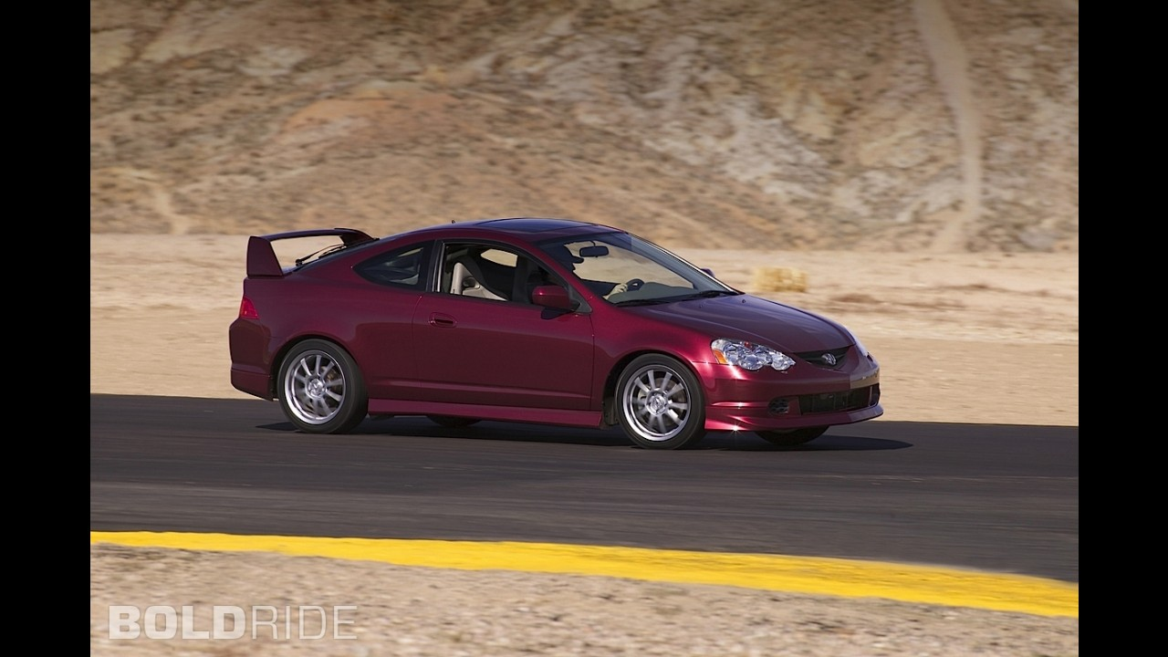 Acura Acura RSX with ASPEC Performance Package