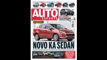 Novo Ford KA Sedan é confirmado por revistas