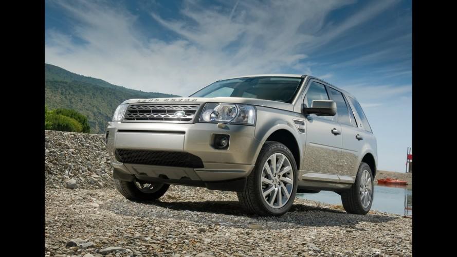 Land Rover lançará Freelander 2 a diesel no Brasil no próximo dia 10