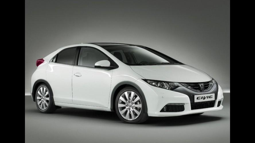 Sinal Verde: Novo Civic Type-R terá versão de produção