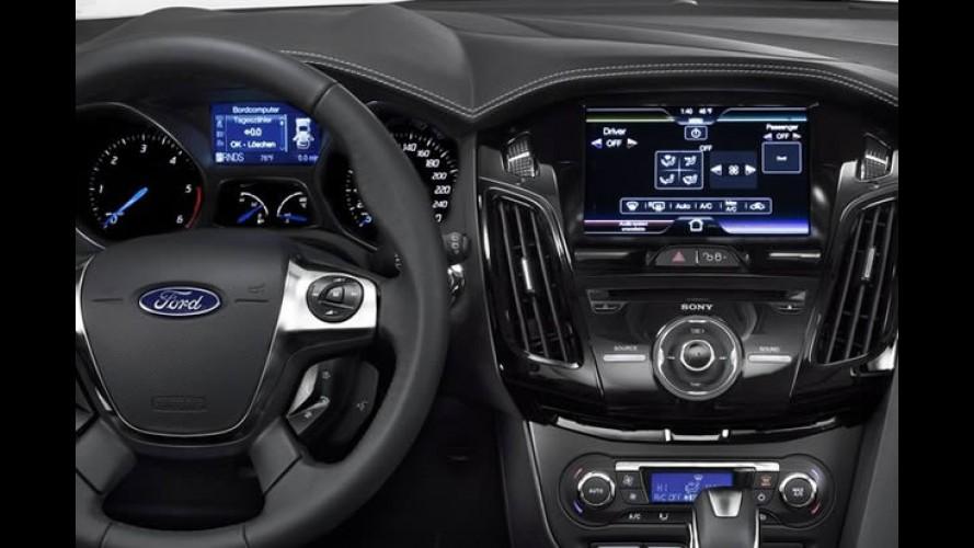 Ford quer universalizar uso do rádio digital em seus modelos até 2015