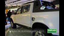 Direto da Argentina: Chevrolet apresenta a Colorado Racing Rally Concept