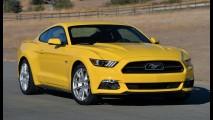 Indefinido no Brasil, Mustang deve ganhar facelift e câmbio de 10 marchas em 2017