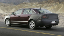 2009 Skoda Superb in Death Valley, USA