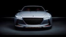 Arrojado, Genesis New York Concept antecipa rival do BMW Série 3