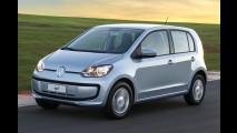 Volkswagen do Brasil inicia exportação do up! para o México