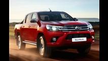Toyota Hilux 2016 estreia na Argentina com mais recheio e novos motores