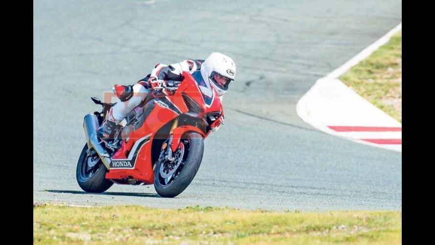 Flagra: esta é a nova Honda CBR 1000RR Fireblade que será apresentada em outubro