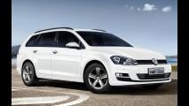 VW Golf Variant 2017 perde DSG e multilink em troca de motor flex