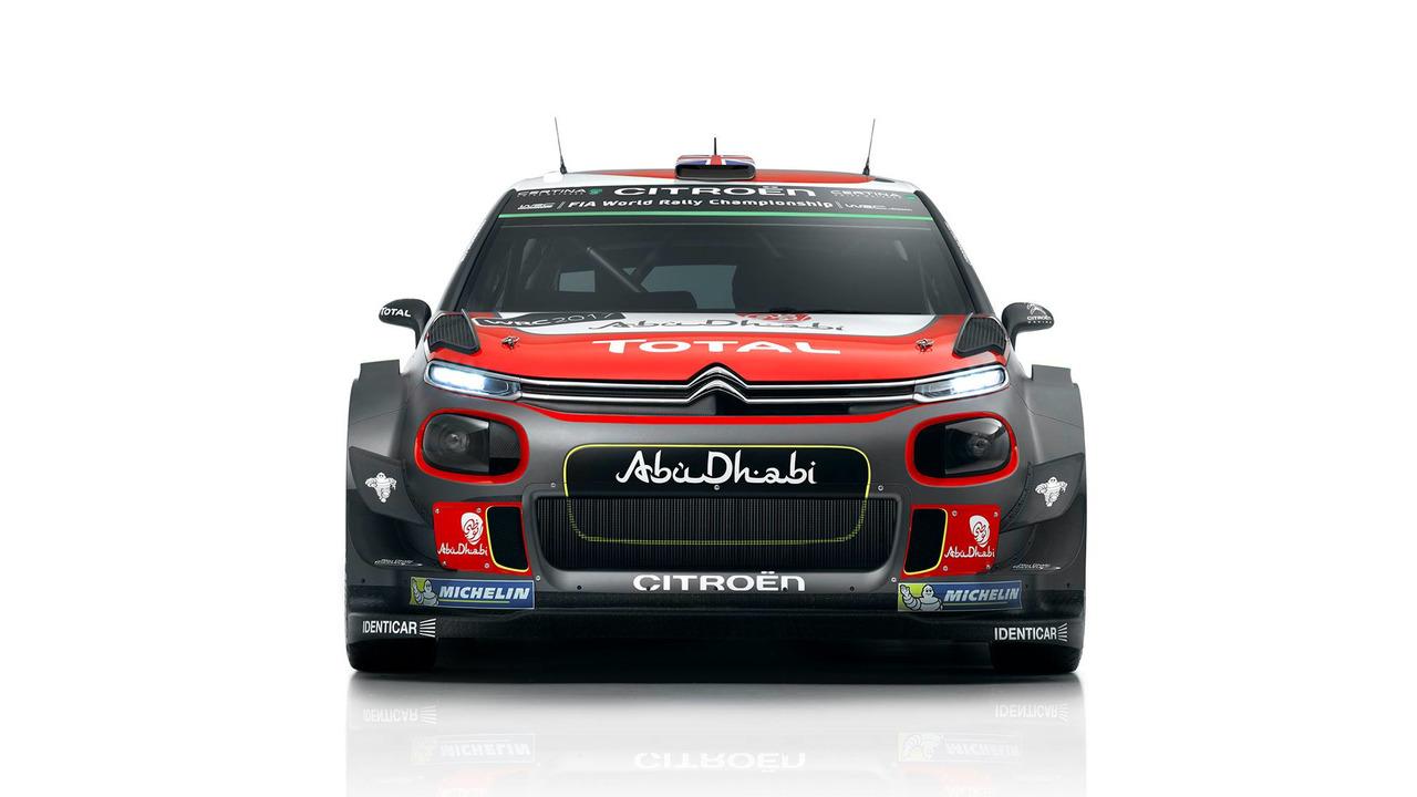 2017 Citroen C3 WRC