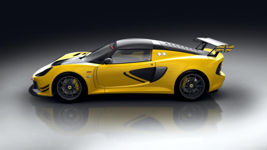 Karşınızda yol için çok hırçın olan Lotus Exige Race 380!