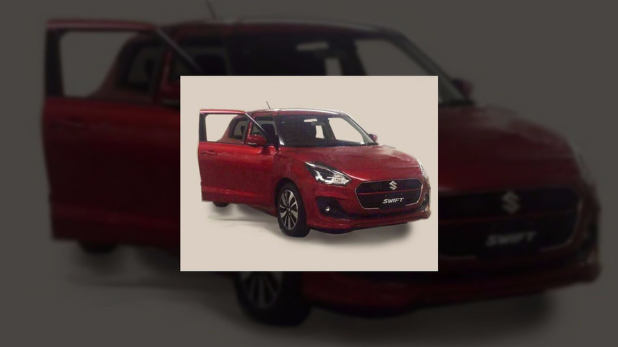 2017 Suzuki Swift'in