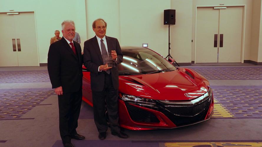Honda NSX, BMW X5 ve Mercedes C350e Green Car ödülü kazandı