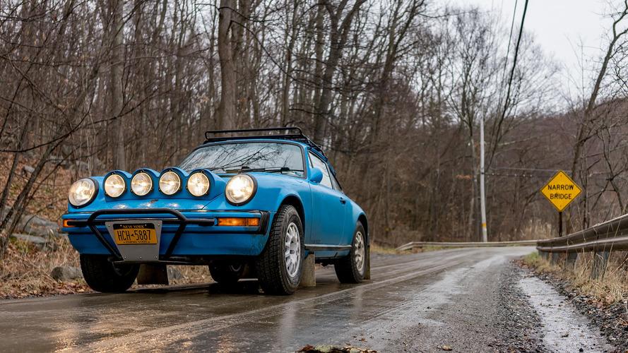 Porsche 911 Project Safari, el clásico soñado