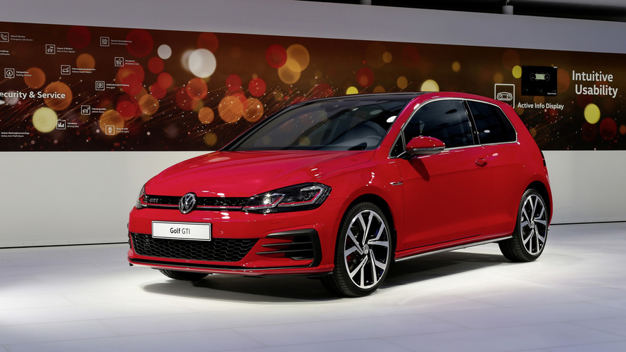 2020 VW Golf GTI to go hybrid?