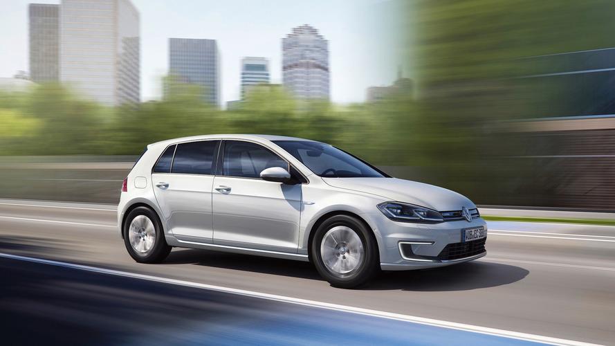 VW e-Golf 2017 começa a ser vendido com bateria 50% mais capaz