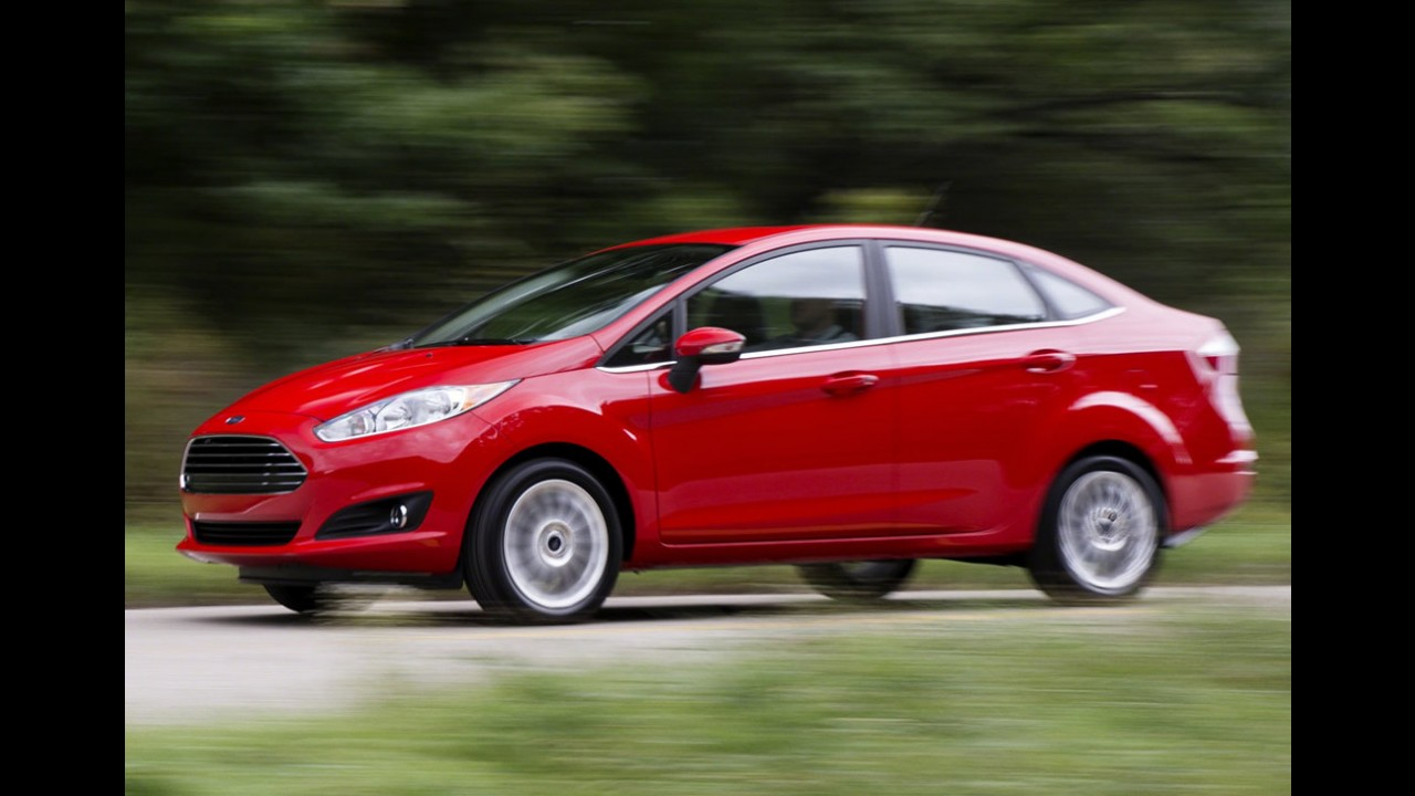 Sedãs compactos (mais vendidos): Etios domina segmento e New Fiesta fica
