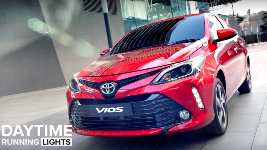 Irmão maior do Etios, Toyota Vios 2017 ganha reestilização na Tailândia