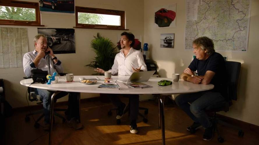 The Grand Tour Formally Fires The American In Latest Teaser Vid