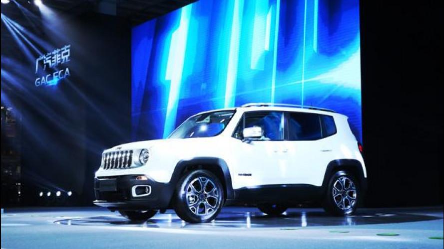 Jeep Renegade diventa la Jeep dei tre mondi