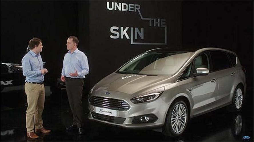 S-Max, la Ford più tecnologica [VIDEO]