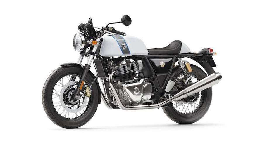 Royal Enfield Rolls Out Two Twin-Powered Motorcycles