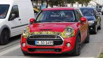 MINI Cooper S 2018 fotos espía