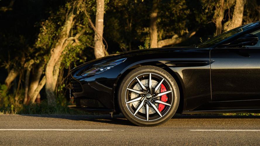 Gallery: Aston Martin DB11 V8 Driven