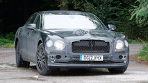 2019 Bentley Flying Spur spy photos