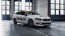 2018 Volvo V60 Polestar Safety Car