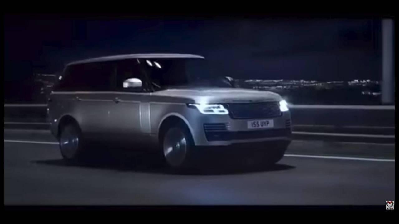 2018 Range Rover makyaj video