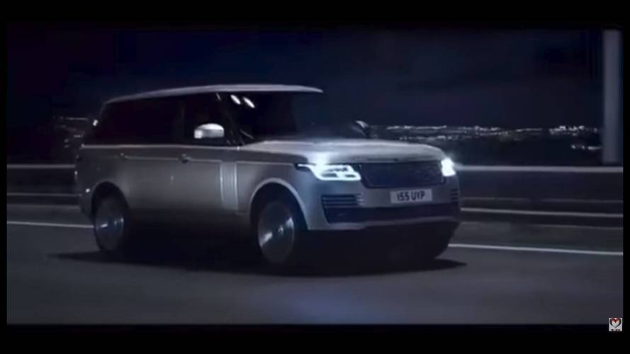 2018 Range Rover makyaj video