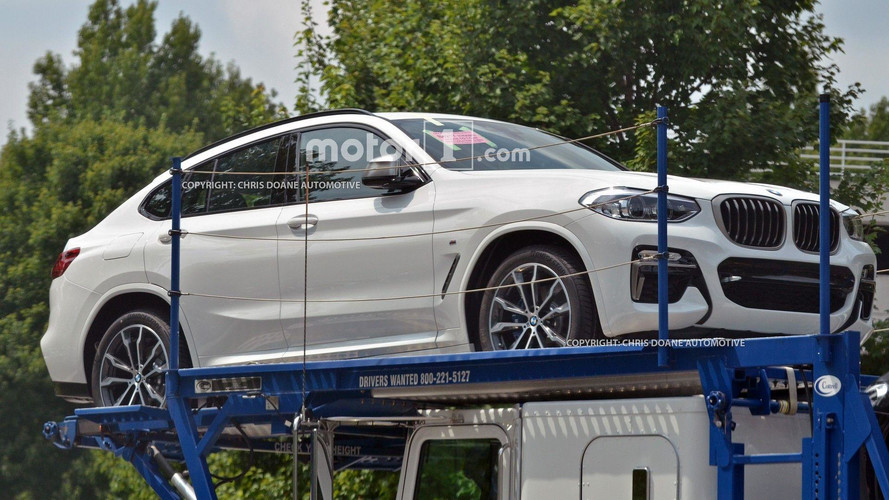 BMW Announces New X4 Will Launch This Year
