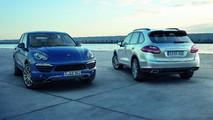 Second-Generation Porsche Cayenne Group