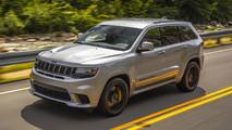 2018 Jeep Grand Cherokee Trackhawk: İlk Sürüş