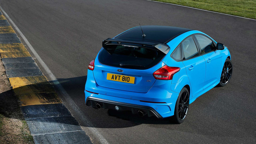 Ford Admits Early Focus RS Cars Have Engine Problems