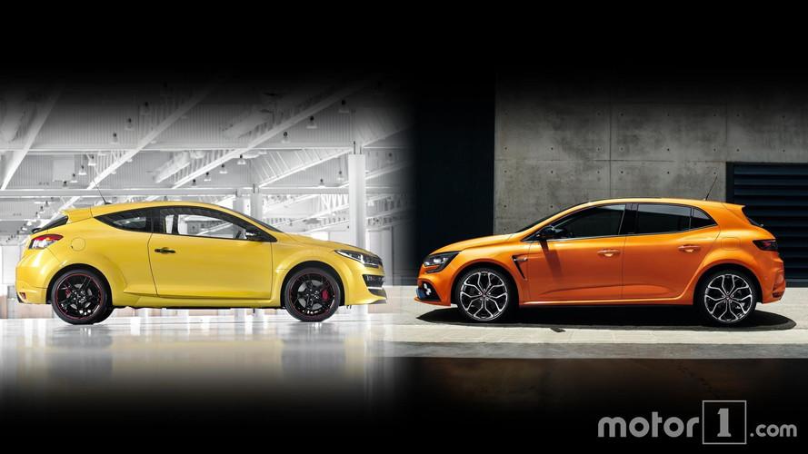Aile İçi Rekabet: Renault Megané III R.S. vs. Megané IV R.S.