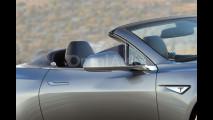 Nuova Tesla Roadster, il rendering