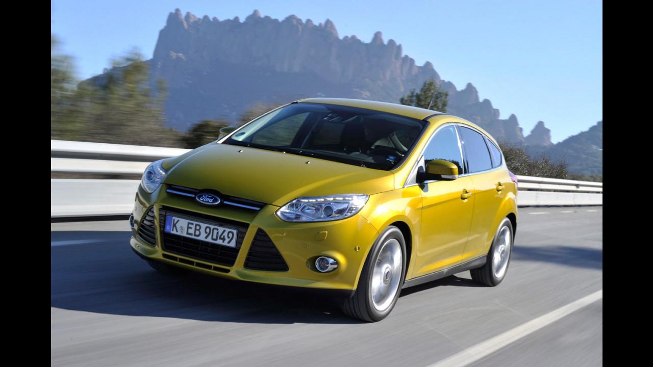 Nuova Ford Focus 1.0 EcoBoost