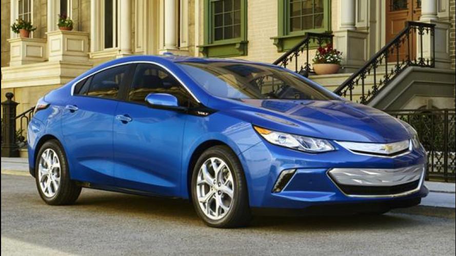 Nuova Chevrolet Volt