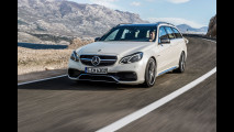 Mercedes E 63 AMG Station-wagon restyling