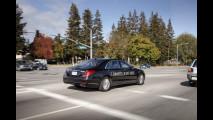 Mercedes, il prototipo a guida autonoma