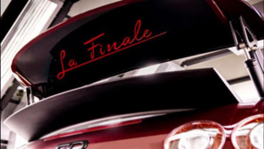 Salone di Ginevra, l'ultima Bugatti Veyron si vede in streaming