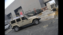 Le Jeep in Test Drive al Motor Show 2011