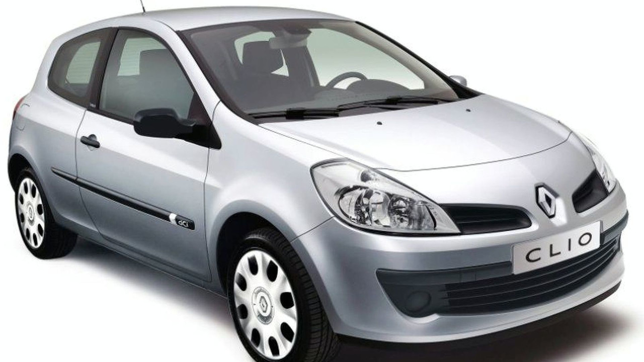 Renault Clio Freeway